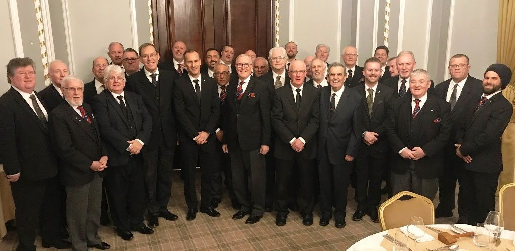 Grand Lodge of Spain comes to Manchester's Caledonian Lodge No 204 – Part 2