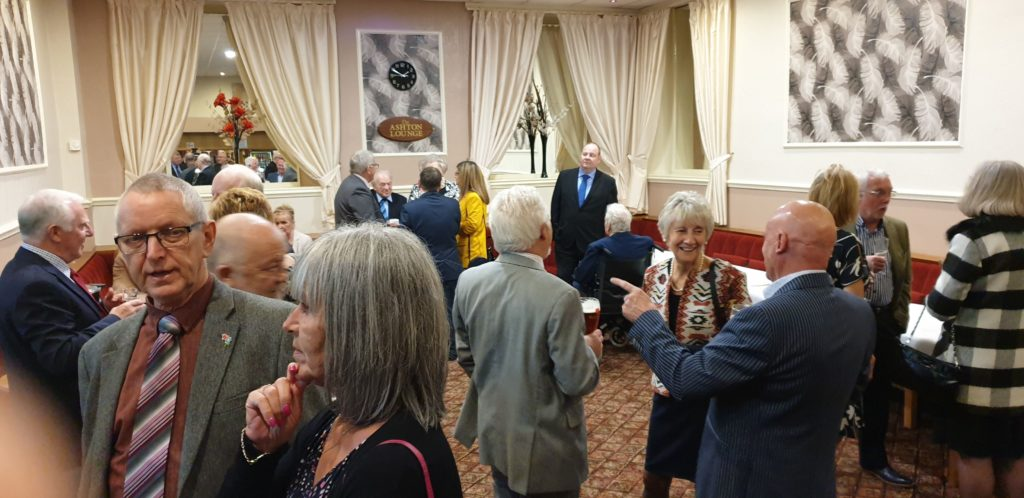 East Ribble District Honours Reception