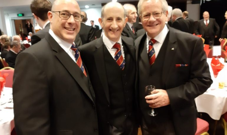 Is This A First For This (Or Any) Provincial Grand Chapter?