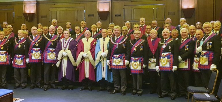 Cana Chapter No. 116 Celebrates 250 years
