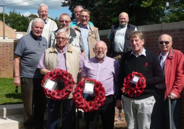 Victory Lodge No. 3932 Centenary Visit to the Battlefields of WW1