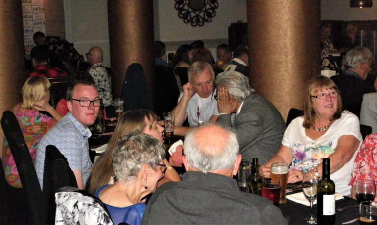 Roses Lodge 5140 Annual Curry Night 2019