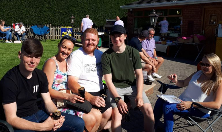 Burnley and Pendle District Summer Barbeque