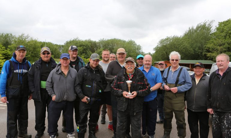Inaugural Annual East Lancashire Coarse Fishing Match