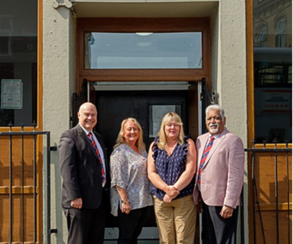 Rochdale District Freemasons Make The Connection