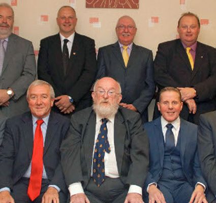 Inaugural Annual Dinner of the East Lancashire Royal Arch Presentation Team