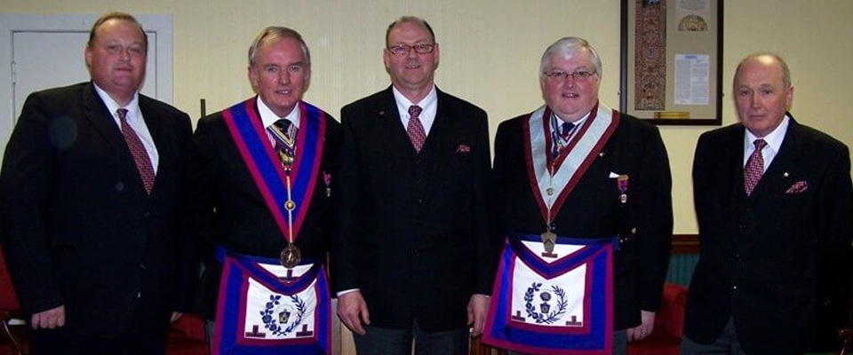 East Lancashire Mark Masons Provincial Grand Stewards Lodge No. 1272