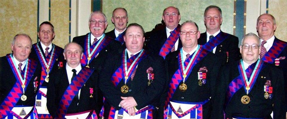 East Lancashire Provincial Grand Stewards Chapter No. 8408
