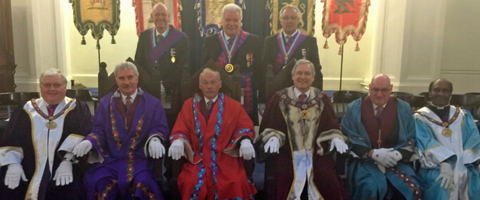 Limestone Rock Chapter No 369 Joint Convocation Meeting