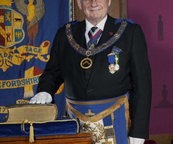 Provincial Grand Master of Herefordshire