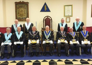 The Victory Lodge No. 3932 Centenary Meeting