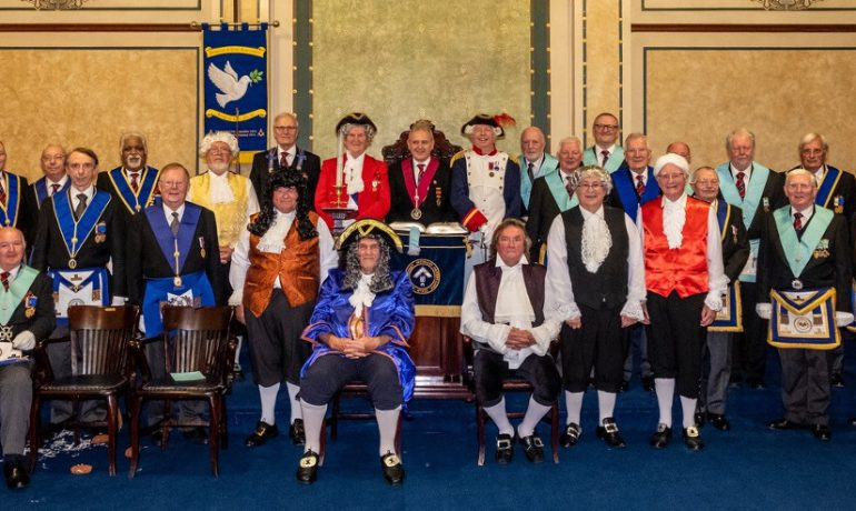 Rochdale District Installed Masters Lodge No.9211