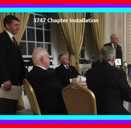 3747 Chapter Installation