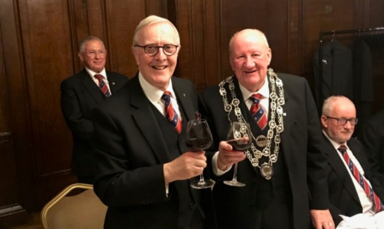 APGM visits Ashbury Lodge No 1459