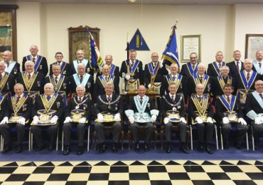 Verity Lodge No 3949 Celebrates its 100th Birthday