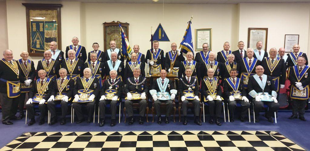 Verity Lodge No 3949 Celebrates its 100th Birthday