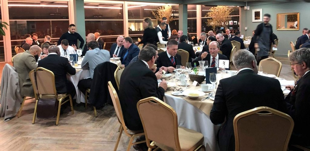 Cornucopia Lodge No 4553 – White Table Event