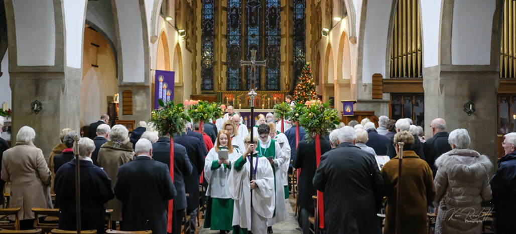 Rochdale District Carol Service Festival of Nine Lessons and Carols