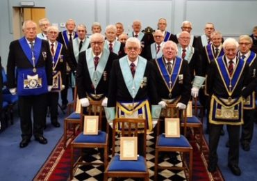 Albert Edward Lodge No.1519 Remember Past Brethren