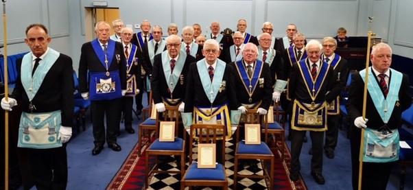 Albert Edward Lodge No.1519 Remember Past Brethren