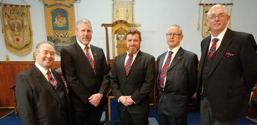 Explanationof the Third Degree Ceremony at Farnworth