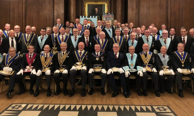 A celebration of Fifty Years, Bro Charles Frieze