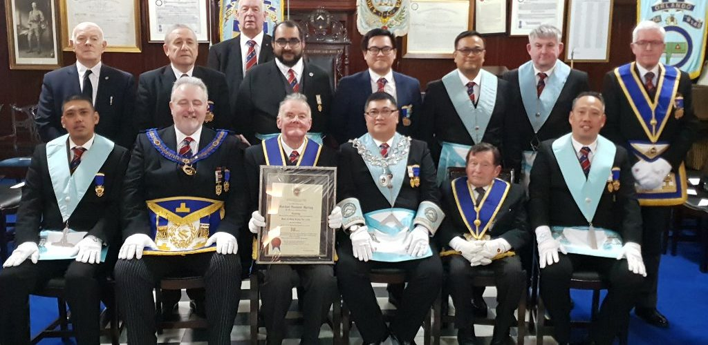 Boltonian Lodge 3716