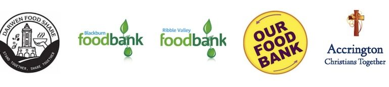 East Ribble District Foodbank Donations