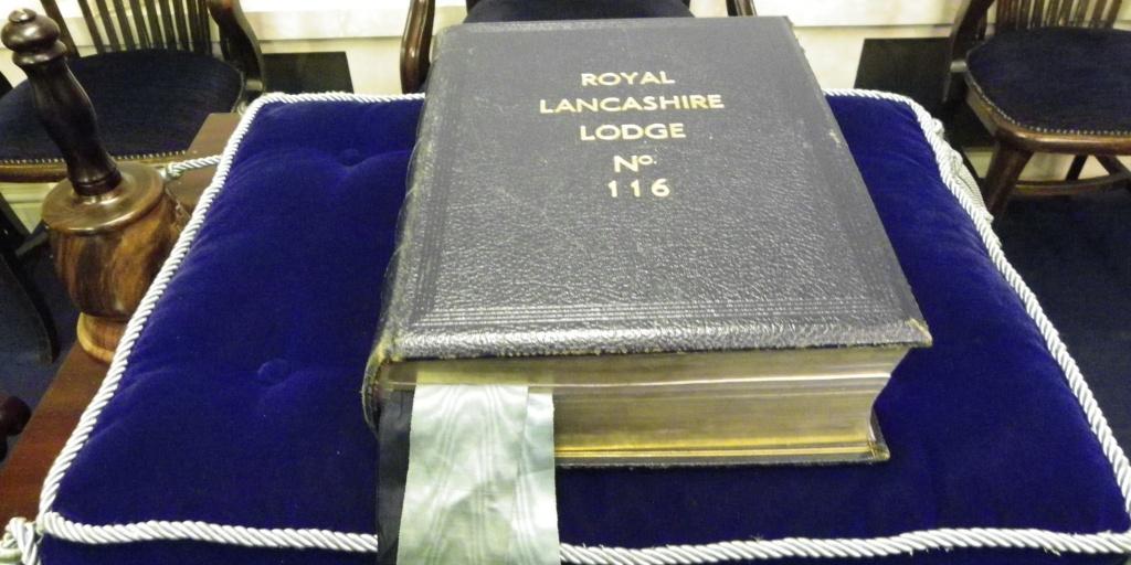 Royal Lancashire Lodge No. 116 Hospice Donation