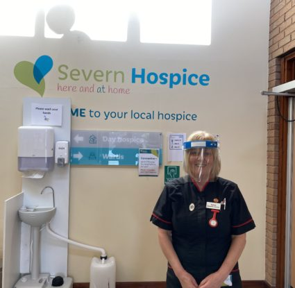 East Lancashire Freemason rallies own firm to produce NHS PPE visors