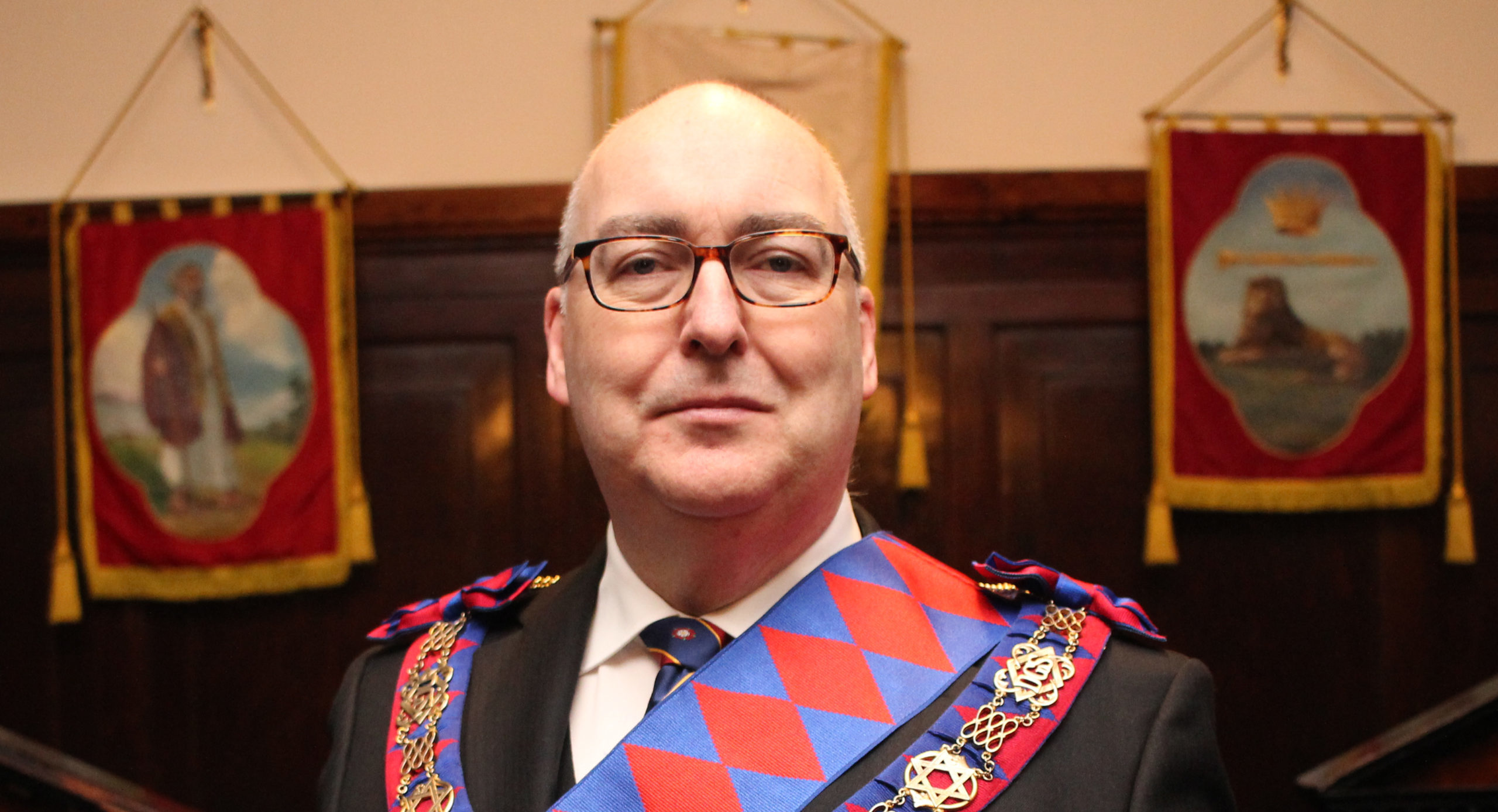 Manchester Masons interview Martin Roche (PGSec / Deputy Grand Superintendent)