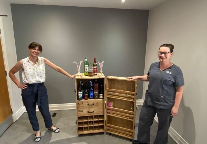 East Ribble District's ongoing support of the Hospice drinks trolley