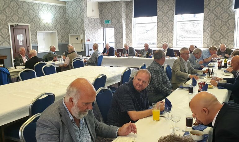 Newly Revamped Blackburn Masonic Rooms Revealed at the AGM