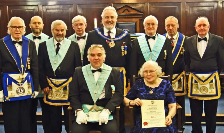 A Special Evening at Cribden Lodge 7285