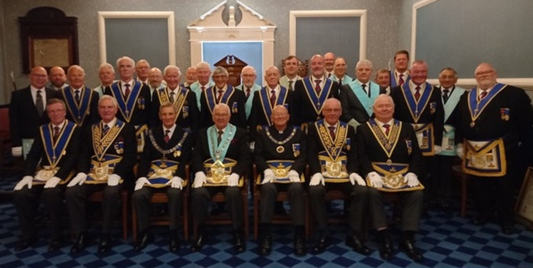 Waverley Lodge 1322 150 Years